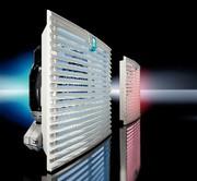 TopTherm-Filterlüfter: Druckvoll gegen Wärme