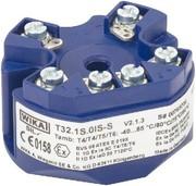 Temperatur-Transmitter T32.xS: Temperatur-Transmitter  für Schutzeinrichtungen