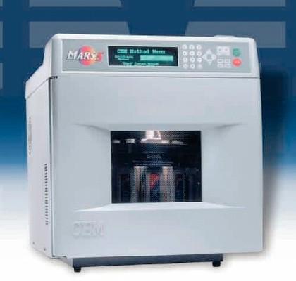 Mikrowellen-Extraktionsgerät MarsXpress: Beschleunigte Extraktion für PFT-Nachweis