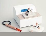 Quarzmikrowaage: E-Chemiemessung  in Lösungen bei hoher Dämpfung