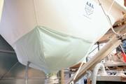 Austraghilfen: Schütten mit Luft