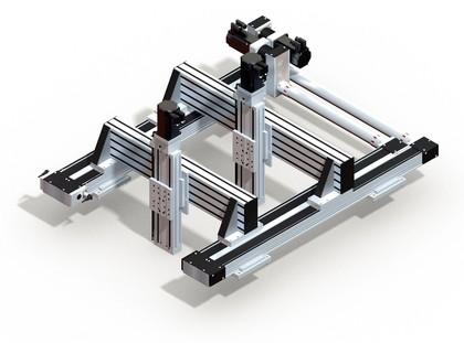 Linearmodul 160/15: Eine Basis, viele Varianten