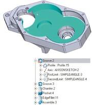 News: CAD-Daten einlesen