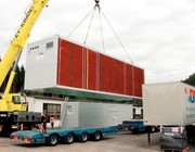 Projekt Antolin: Energiesparpaket kommt im Container