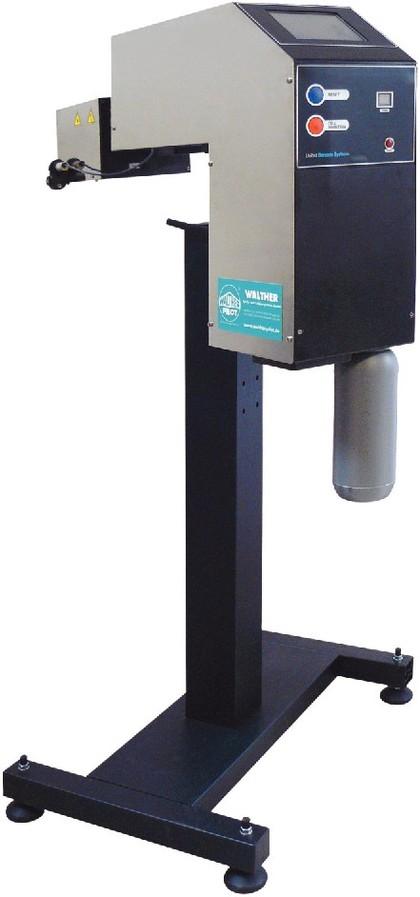 Inkjet-Drucker mit UV-Trocknung: Bedruckt Kunststoffe