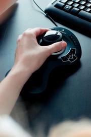 Hardware: 3D-Navigation 'mit links' verbessert Ergonomie