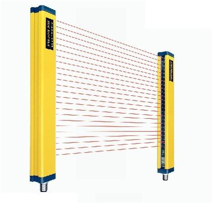 Lichtvorhang: Schneller Vorhang