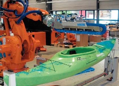 Roboterantrieb: Wellen-Arbeit