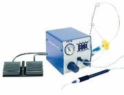 Dosierstation für Produktion und Reparatur: Dosierstation mit Vakuumpinzette