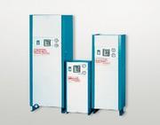 Adsorptionstrockner: Beladungsabhängige Steuerung