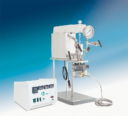 Hochdruckreaktoren: Hochdruckreaktoren: 345 bar bei 500 °C