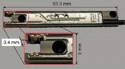 Tropfensensor DropSense: Optischer Tropfensensor