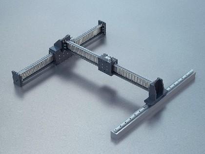 Linearmotor mit Längenmessung: Ohne Probefahrt