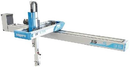 S5-35-Roboter: Die Extraklasse