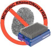 Aufbewahrungsröhrchen: DNA-freie Laborverbrauchsmittel