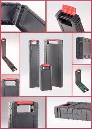 Kleinteilekoffer BEAT: Kleinteilekoffer vs. Verpackungsfrust