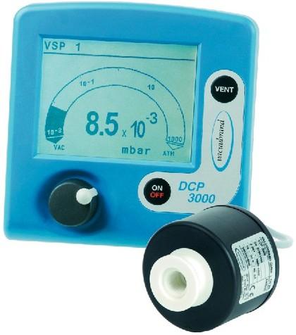 Pirani-Vakuumsensor VSP 3000: Pirani-Vakuumsensor für die Chemie