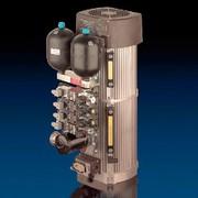 Druckölversorgung: Viel pumpen