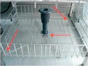 Labortechnik: Reinigungsvalidierung  im analytischen Labor