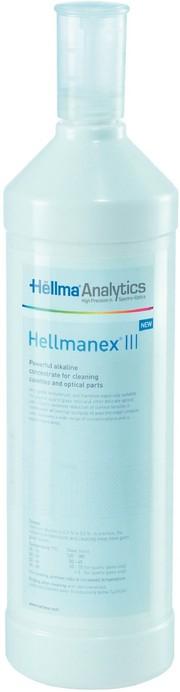Küvetten-Spezialreiniger Hellmanex III: Mit verbesserter Rezeptur