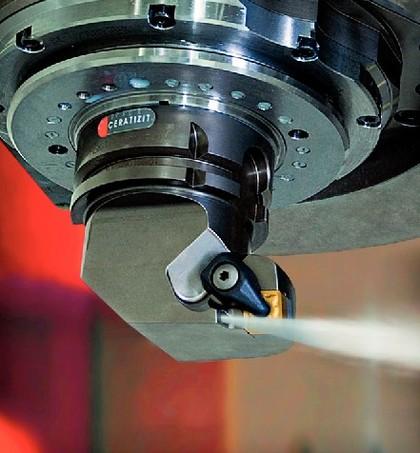 HSK-T-Drehwerkzeuge: Wenn sie rotieren