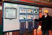 Visualisierungstafeln: An die Tafel!