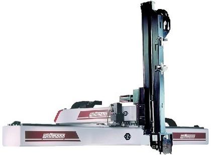 Roboter W873: Trägt auch schwer Lasten
