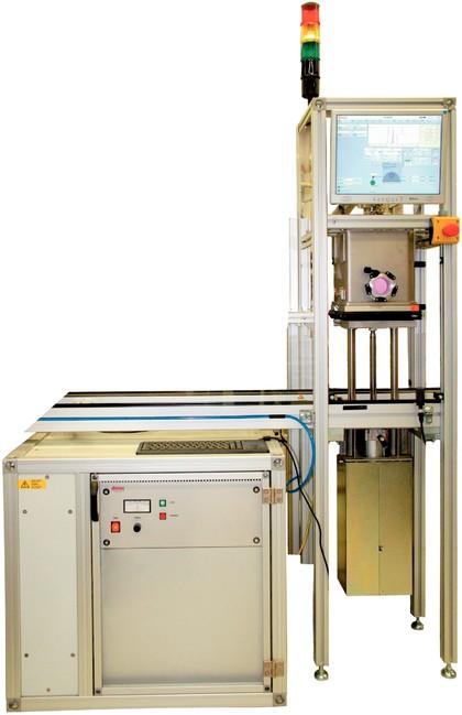 Kurztakt-Plasmaanlage: Plasmabehandlung  für den Inline-Einsatz