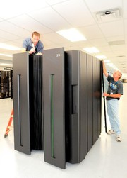 Hardware: Leistungsschub  fürs Rechenzentrum
