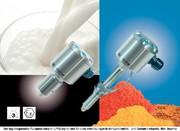 Füllstandsschalter: Auch für Prozesstemperaturen