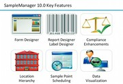 SampleManager LIMS: Integrierte unternehmensweite LIMS-Lösung