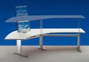 variable CAD-Arbeitsplätze: Tisch verwandle Dich!