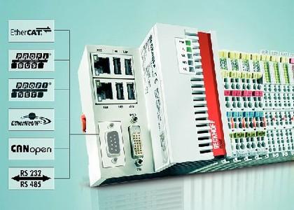 Embedded-PC: Optionale Feldbusschnittstellen