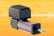 Linearstellzylinder: Mit integrierten  Servoreglern