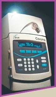HPLC-Universaldetektor Corona Plus: HPLC-Universaldetektor  für Polymeranalyse