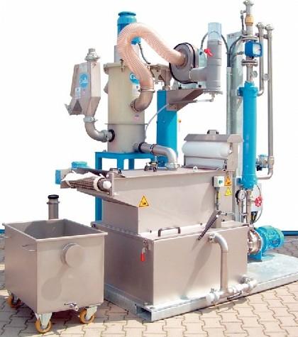 Unterwassergranulierung: Unterwassergranulierung - Werkstoffe schneller wechseln