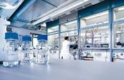 Labortechnik: Labors professionell  geplant und eingerichtet