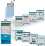 Umrichter Nordak SK 500E/520E/530E: Flexibel und kompakt