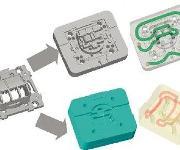 Rapid Prototyping: Laser-Sintern mit  neuen Materialien