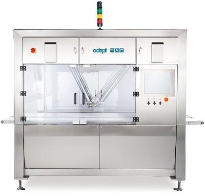 Verpackungszelle Adept PAC: Saubere Zelle