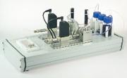 Mikrozahnringpumpen: Zweiphasenströmungen  für Labs-on-a-Chip