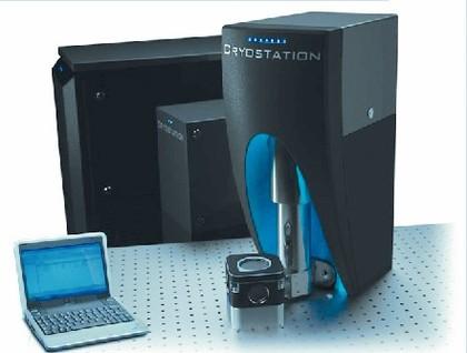 Cryostation: Ultrakalte optische Messungen