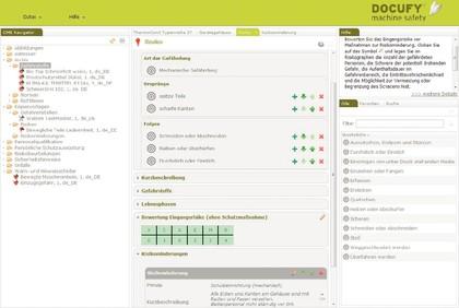 Datenanalyse: Risikobeurteilungen gemäß Maschinenrichtlinie