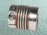 Metallbalg-Kupplung: Zwei Wellen