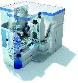 Bearbeitungszentrum: 5 µm statt fünf Meter