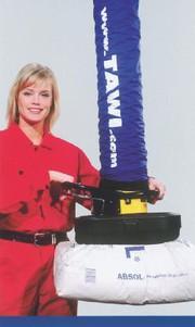 Vakuum-Hebegerät VacuEasylift: Vakuum hebt nicht nur Flachprodukte