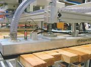 Saugkastensystem LCV: Vakuumsauger-Menü