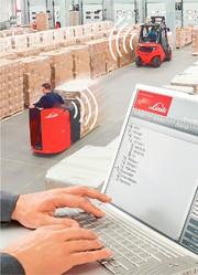Staplermanagement: Daten-Stapler