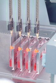 Flask FlipperTM-Modul: Automatisierte Zellkultur