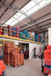 Logistik-Halle: Im klassischen Ambiente
